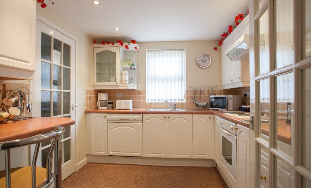 Berwick-Upon-Tweed Self Catering Accomodation Kitchen