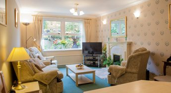 Sitting Room Berwick Holiday Cottage