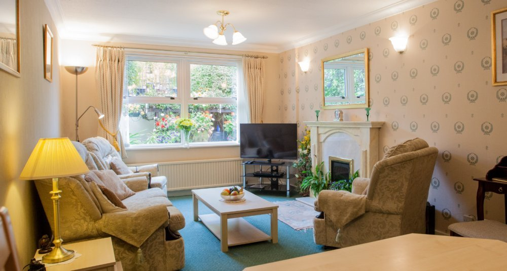 OIl Mill Lane Cottage Lounge Room